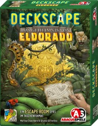 Deckscape - Das Geheimnis von El Dorado-Copy