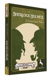 Spiele-Comic Krimi: Sherlock Holmes #3 In Sachen Irene Adler