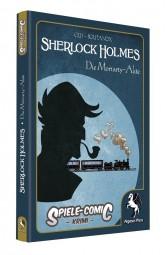 Spiele-Comic Krimi: Sherlock Holmes #2 Die Moriarty Akte